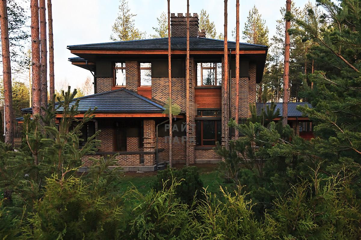 WRIGHT HOUSE - дома для избранных